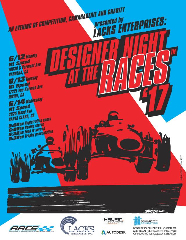 Desight Night at the Races #62-64 June 2017 California v2