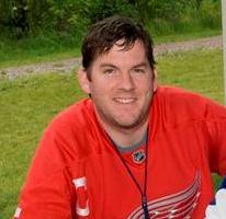 Michael smith redwingjersey