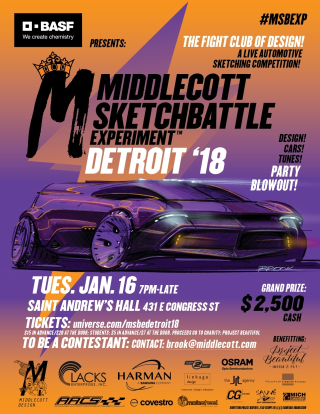 Middlecott Sketchbattle Experiment Detroit 2018 v9