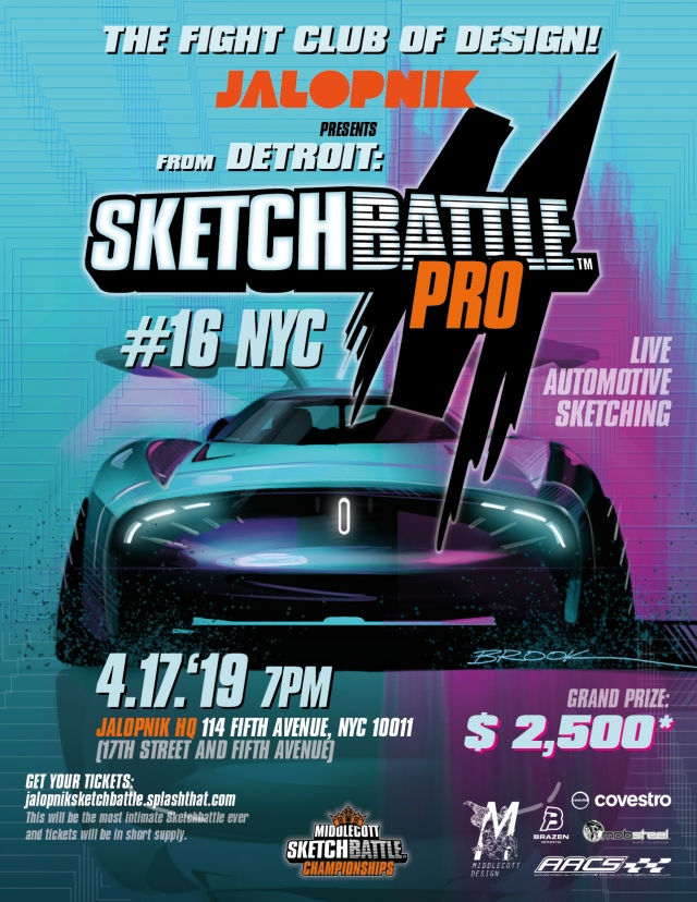 Sketchbattle16 NYC v5